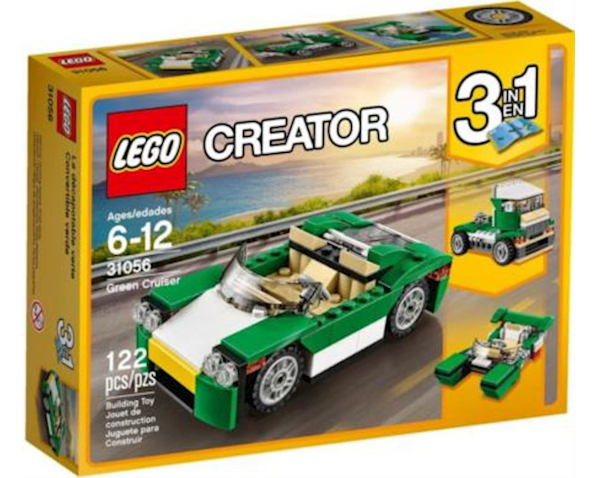 Creator Green Cruiser by Lego