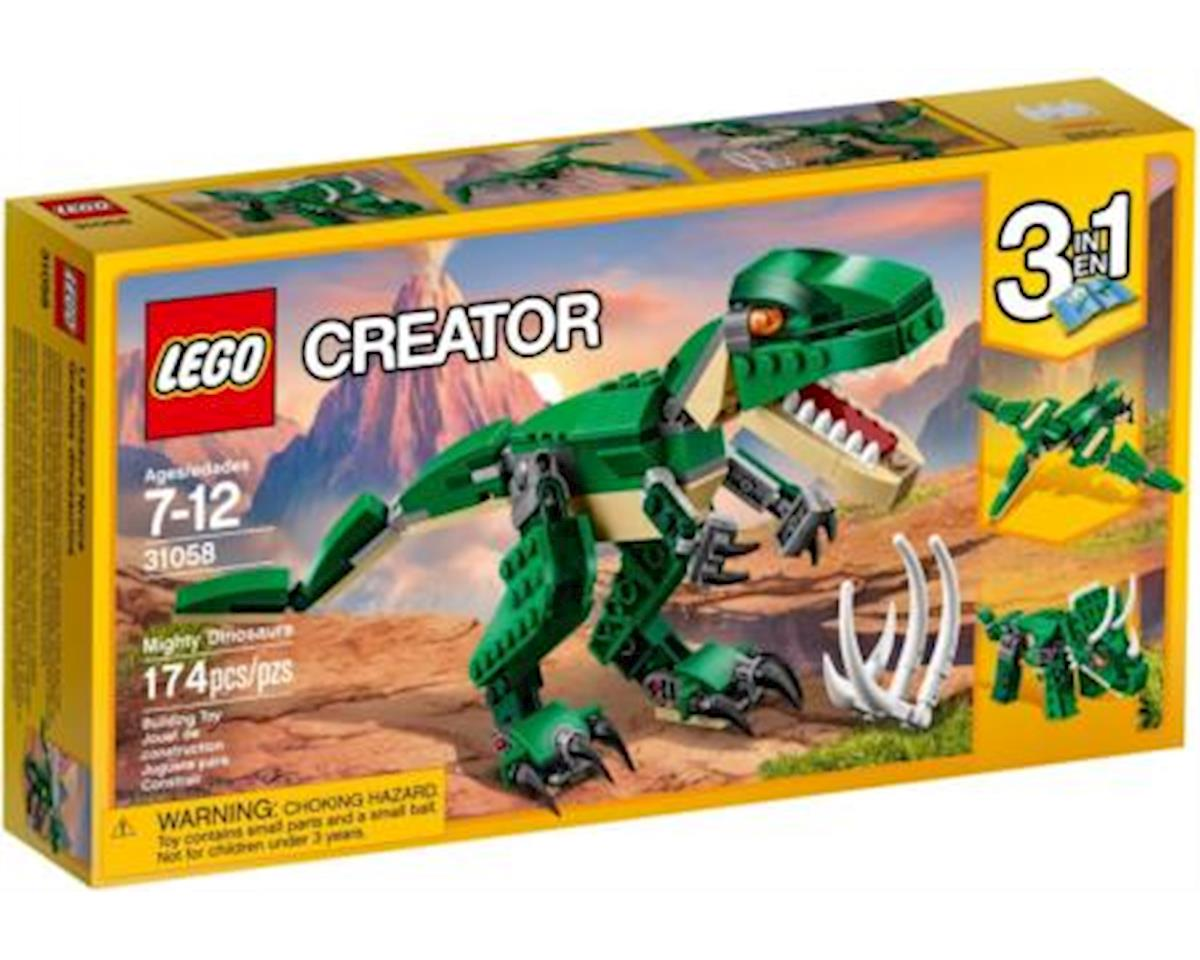 Creator Mighty Dinosaurs by Lego