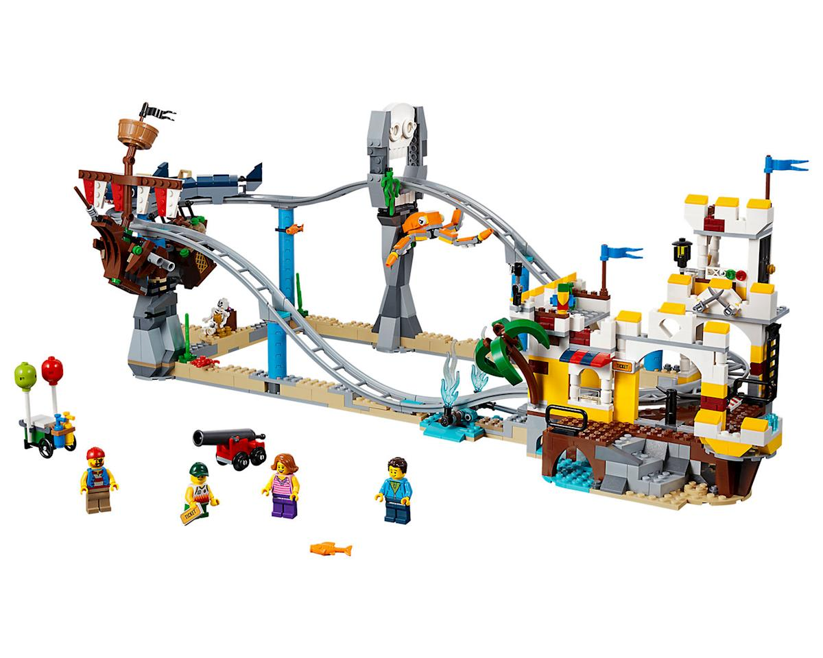 LEGO Pirate Roller Coaster