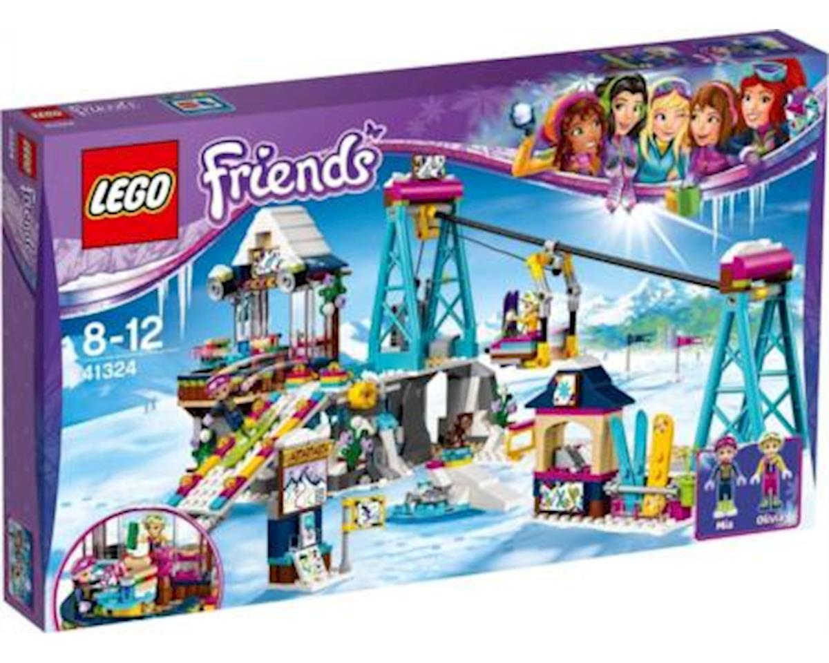 Friends Snow Resort Ski Lift 41324 Building Kit (585 Piece)