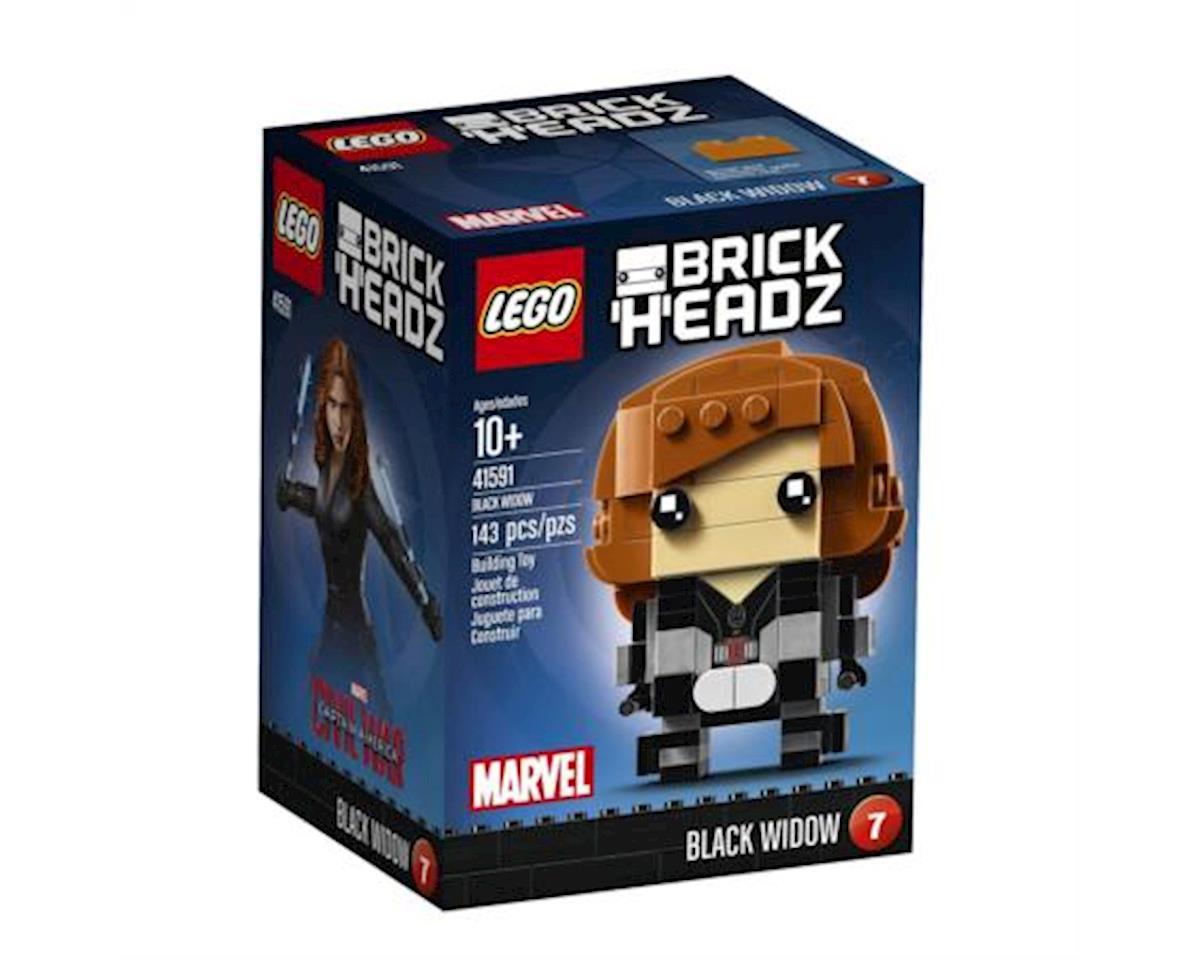 Lego Brickheadz Black Widow
