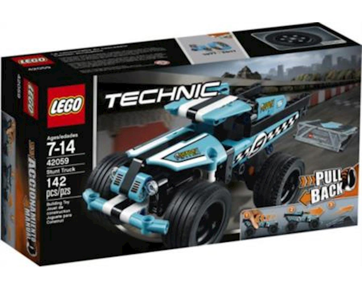 Technic Stunt Truck by Lego