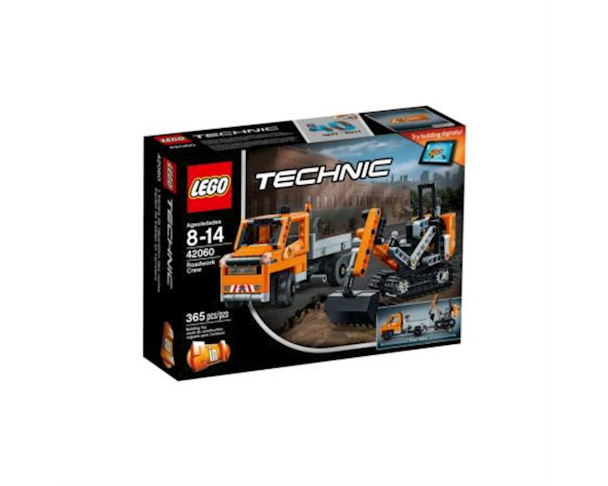 Technic Roadwork Crew by Lego