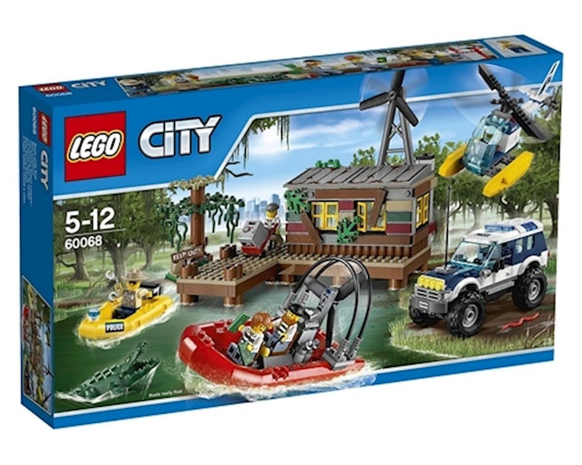 LEGO City Crook's Hideout