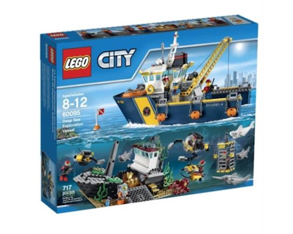 Lego City Deep Sea Exploration Vessel