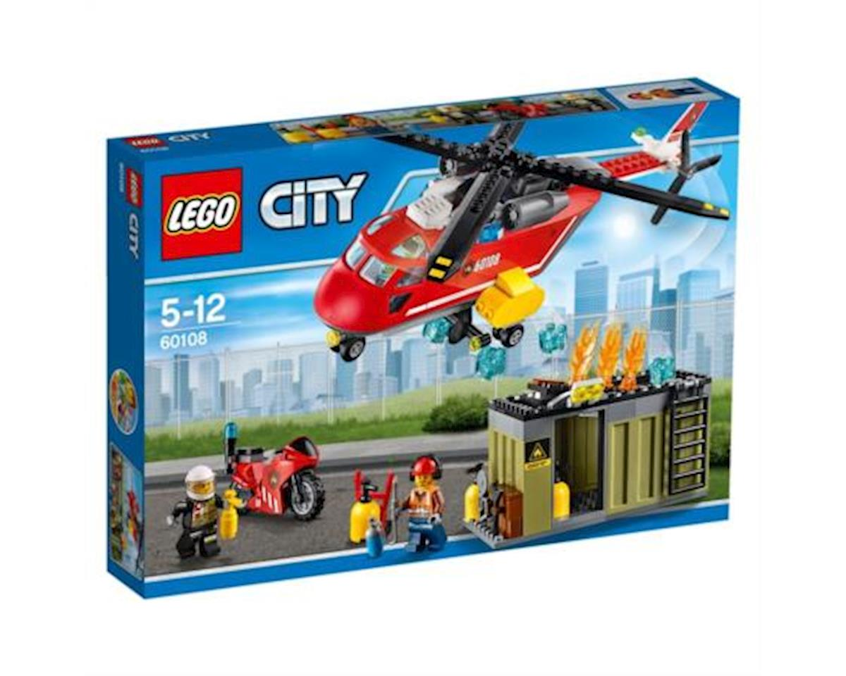 CITY Fire Response Unit 60108 by Lego