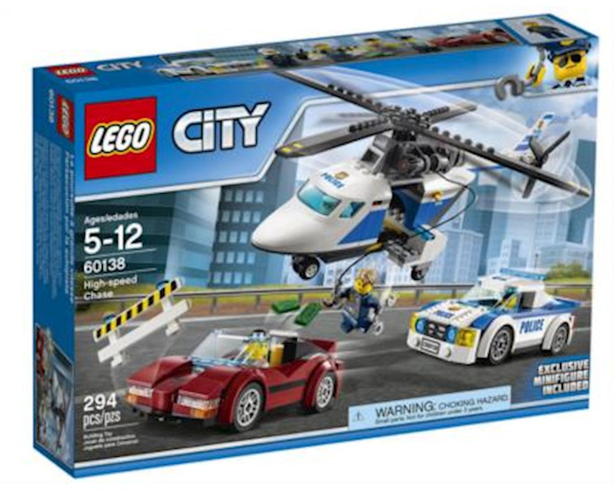 City High-Speed Chase by Lego