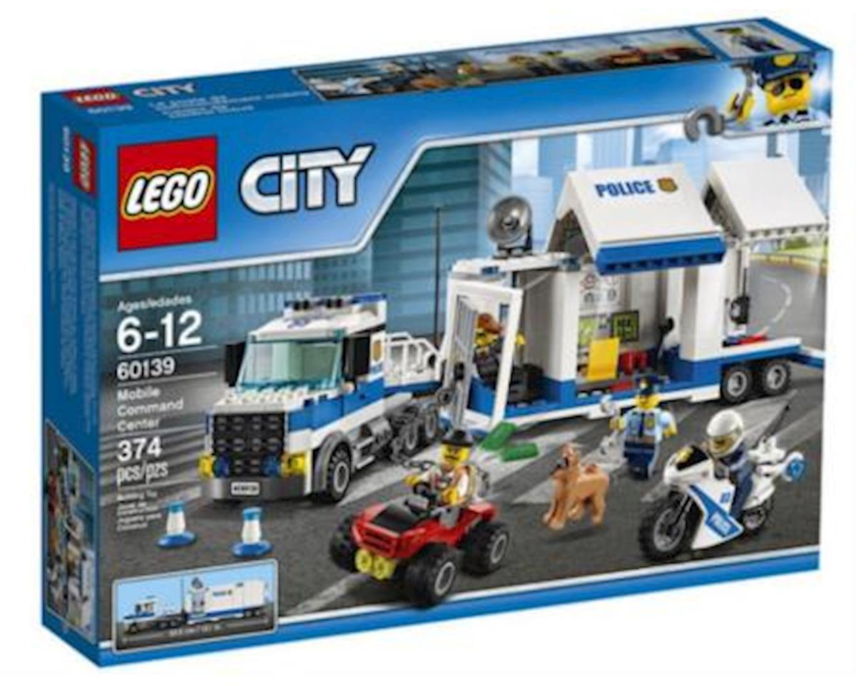 City Mobile Command Center by Lego