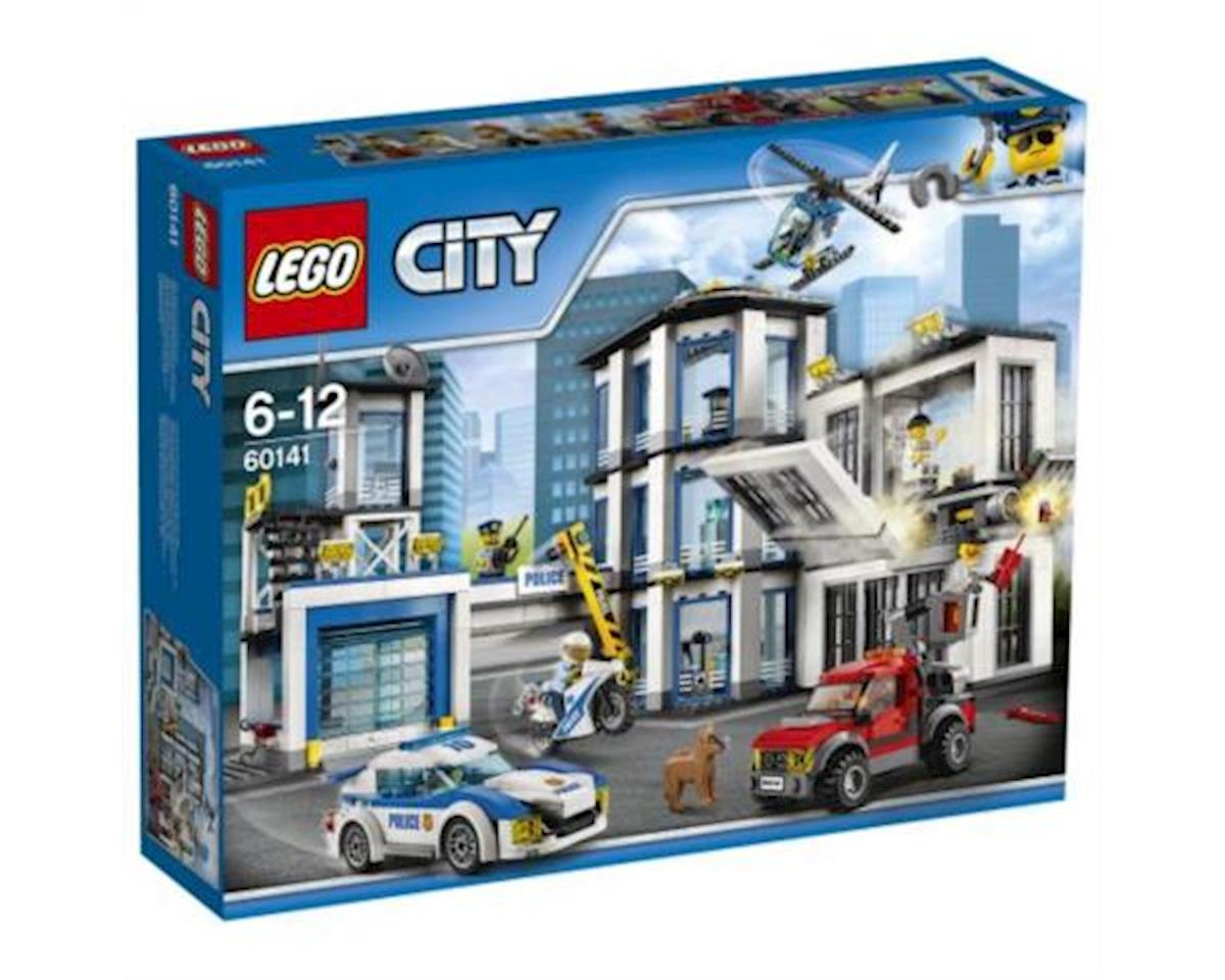 City Police Station by Lego