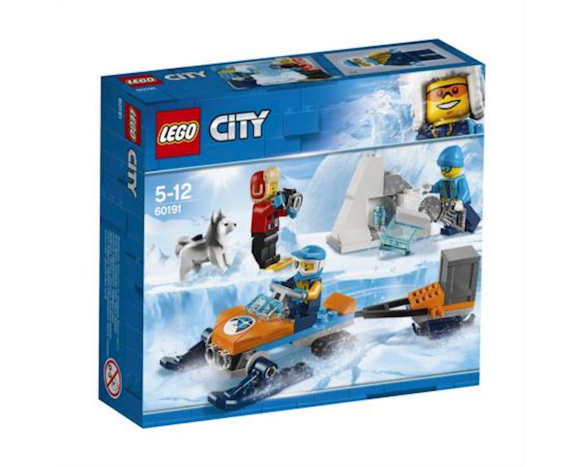 Lego *Bc* Arctic Exploration Team
