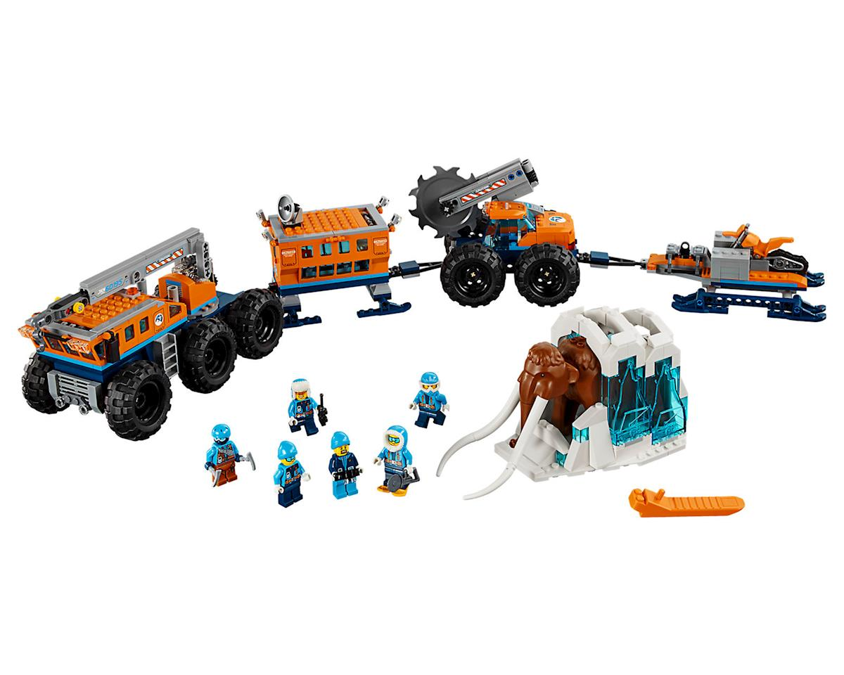 LEGO Acrtic Mobile Exploration Base