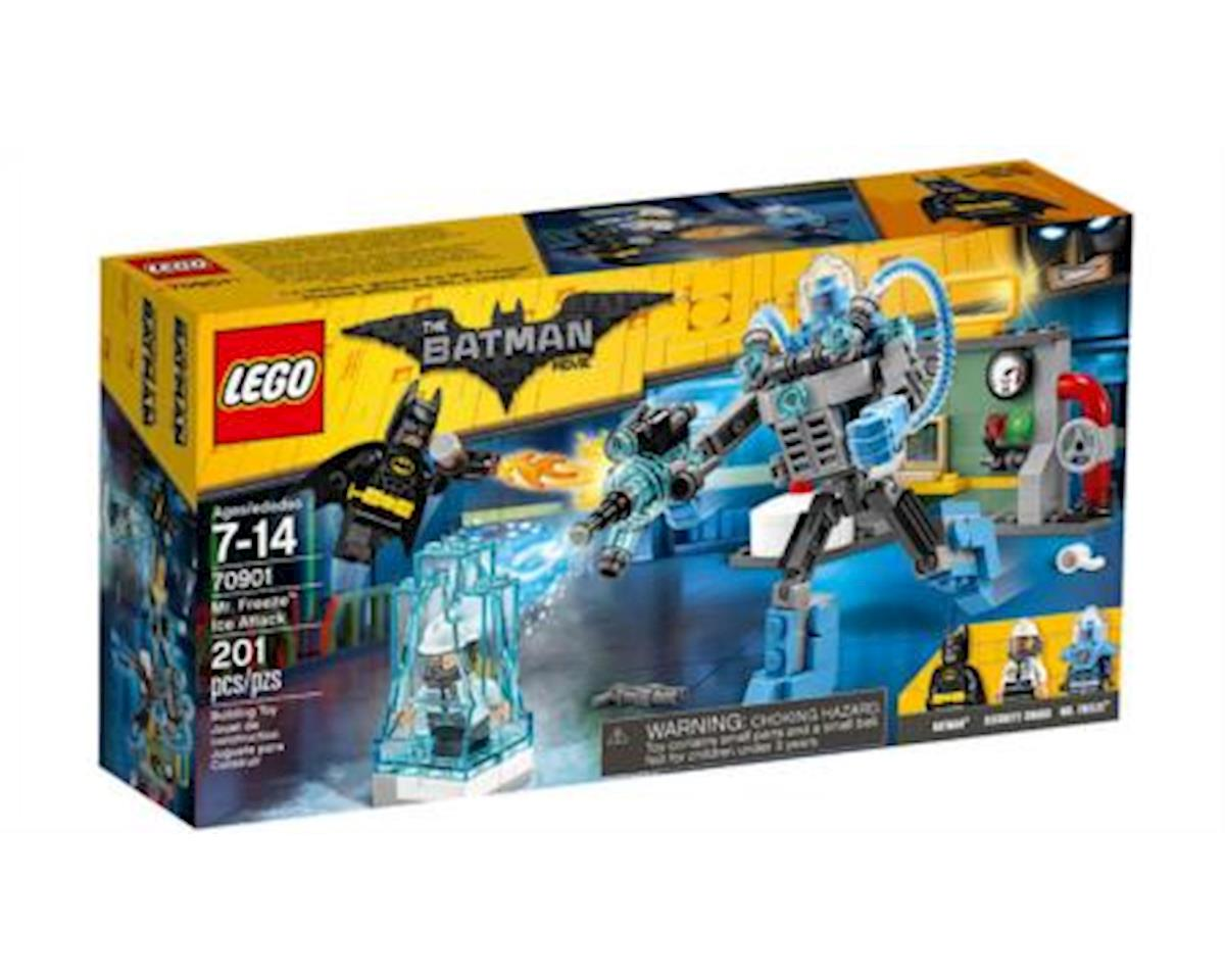 Lego Batman Movie Mr Freeze Ice Attack