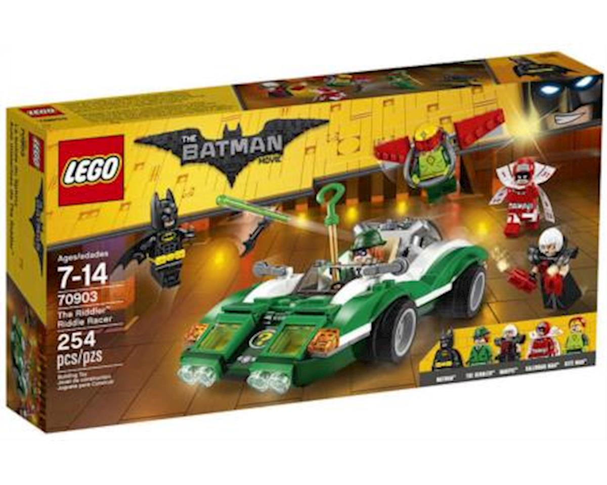 Lego Batman Movie Riddler Riddle Race