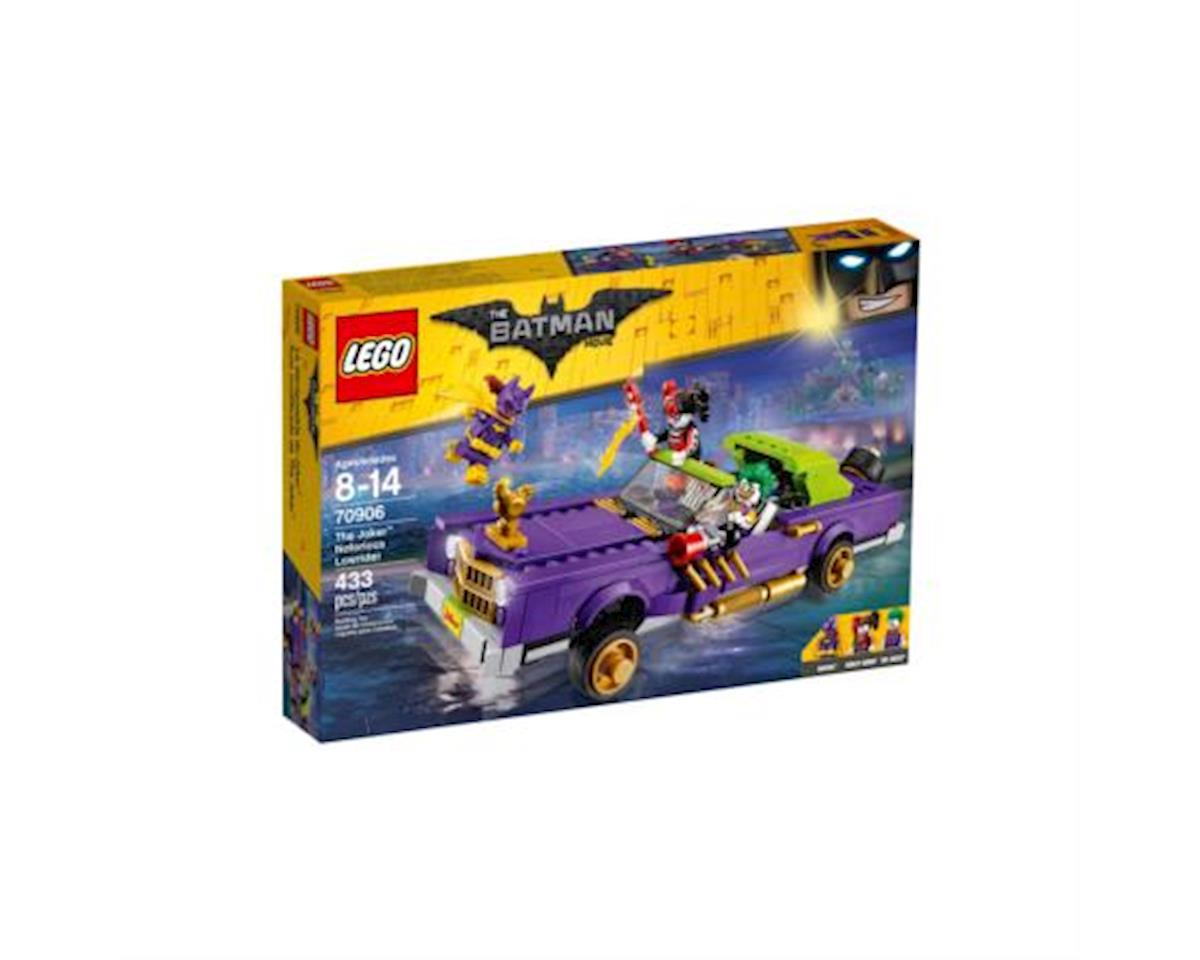 Lego Batman Movie Joker's Lowrider