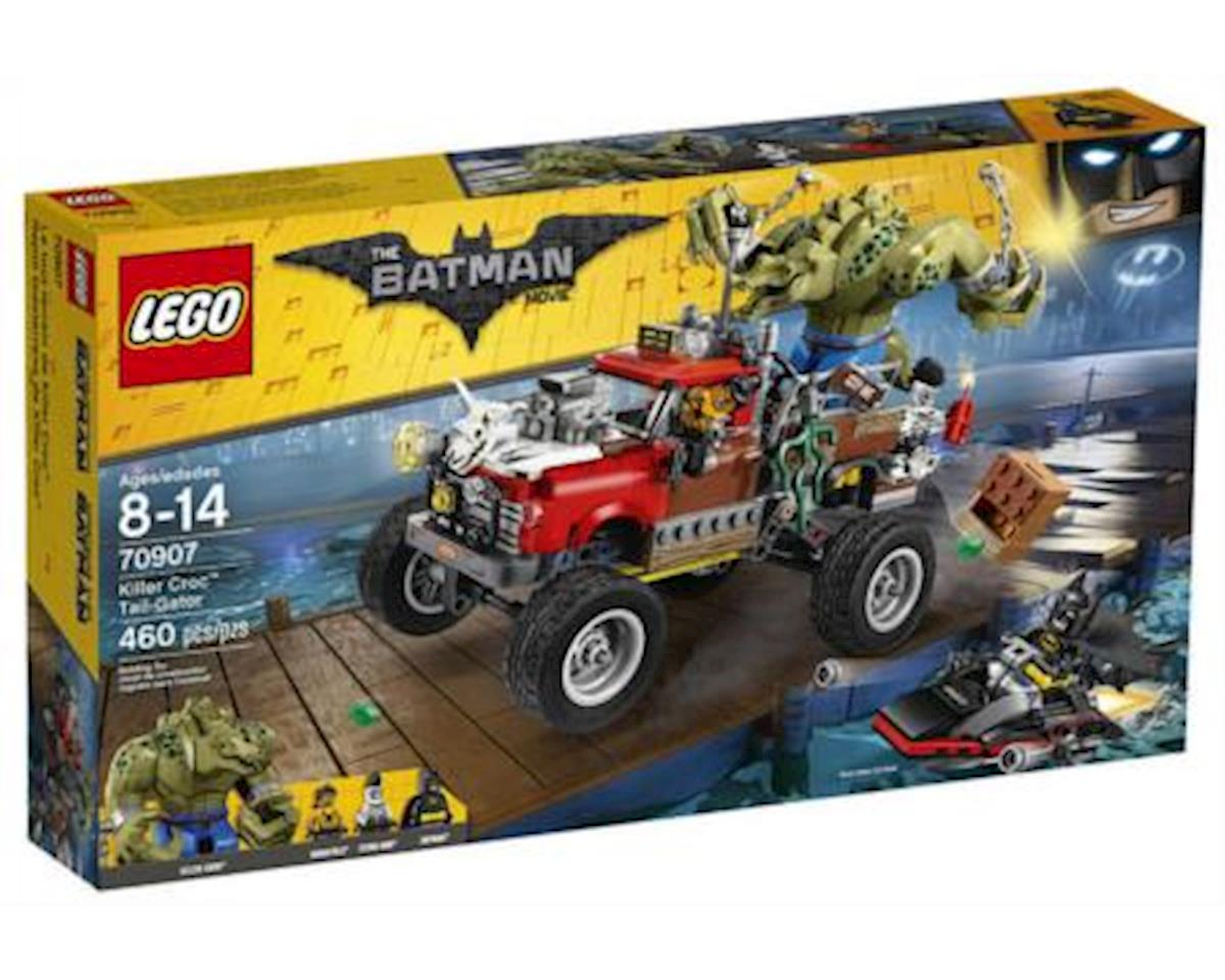 Lego Batman Movie Killer Croc Tail-Gator