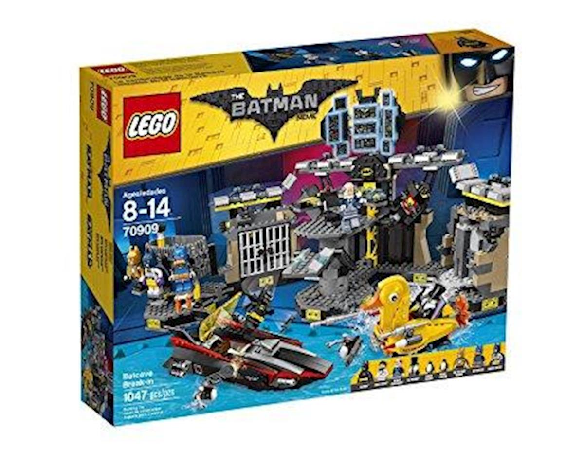 Batman Movie Batcave Break-In by Lego