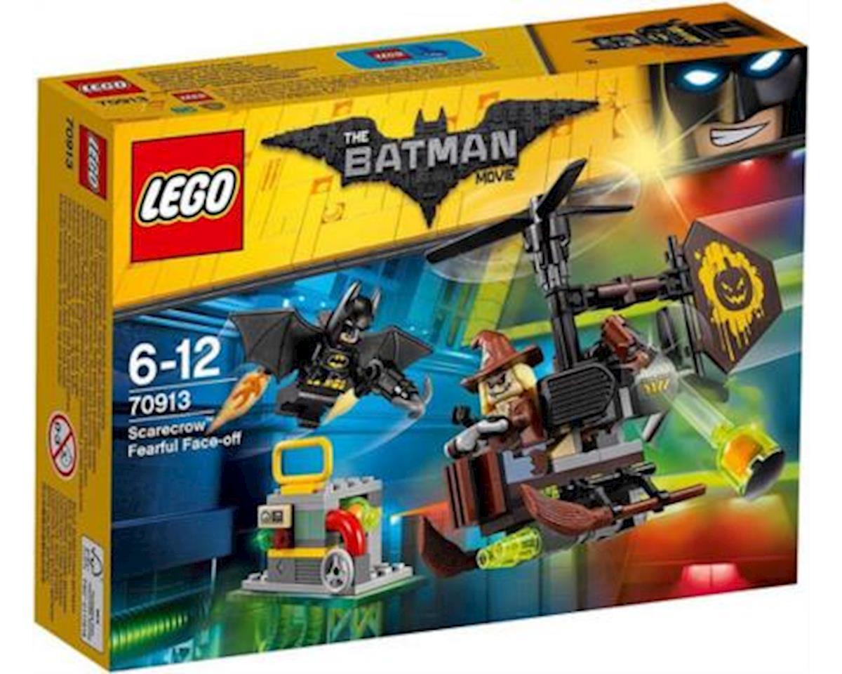 Lego Batman Movie Scarecrow Face-Off