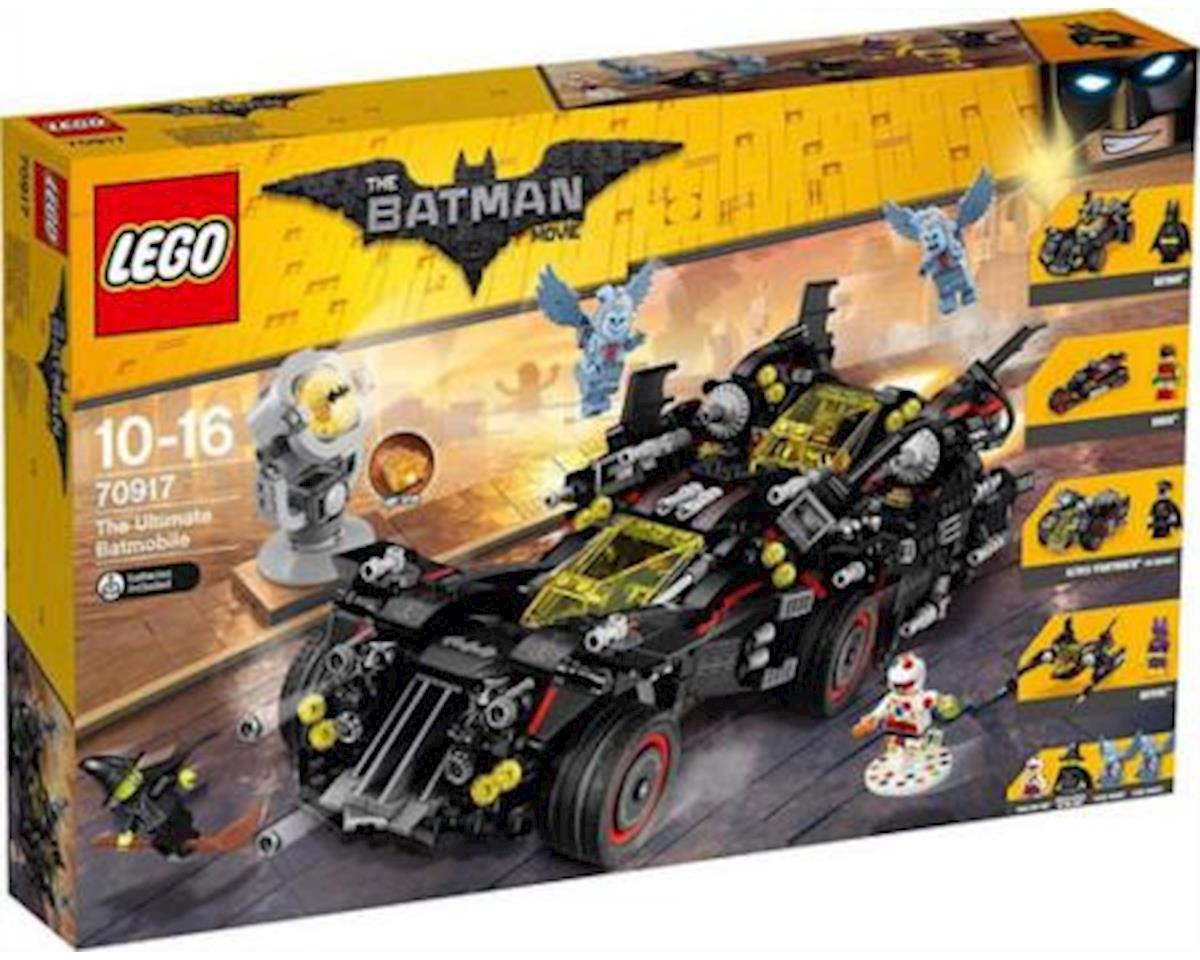 LEGO BATMAN MOVIE The Ultimate Batmobile 70917 Building Kit