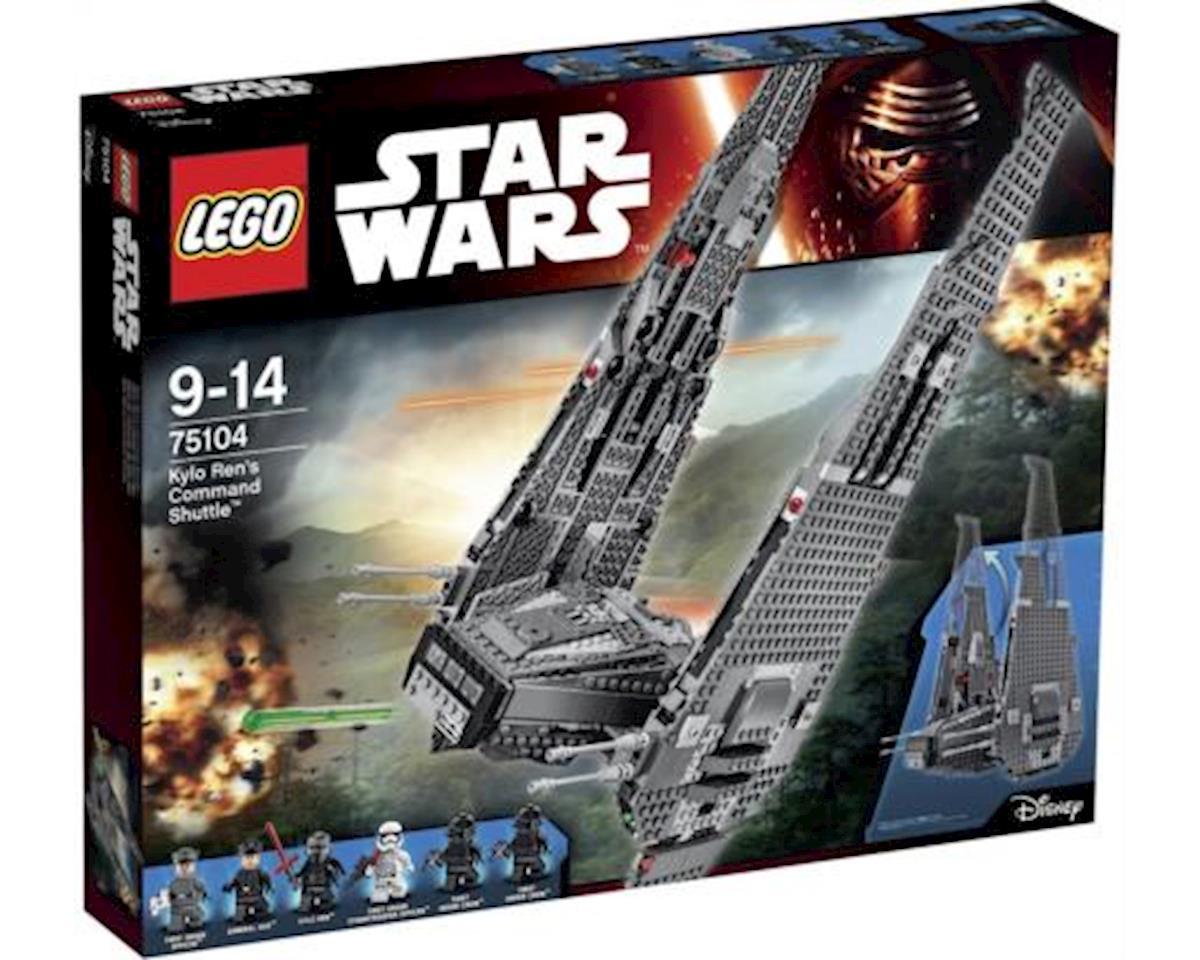 LEGO Star Wars Kylo Ren's Comm Shuttle