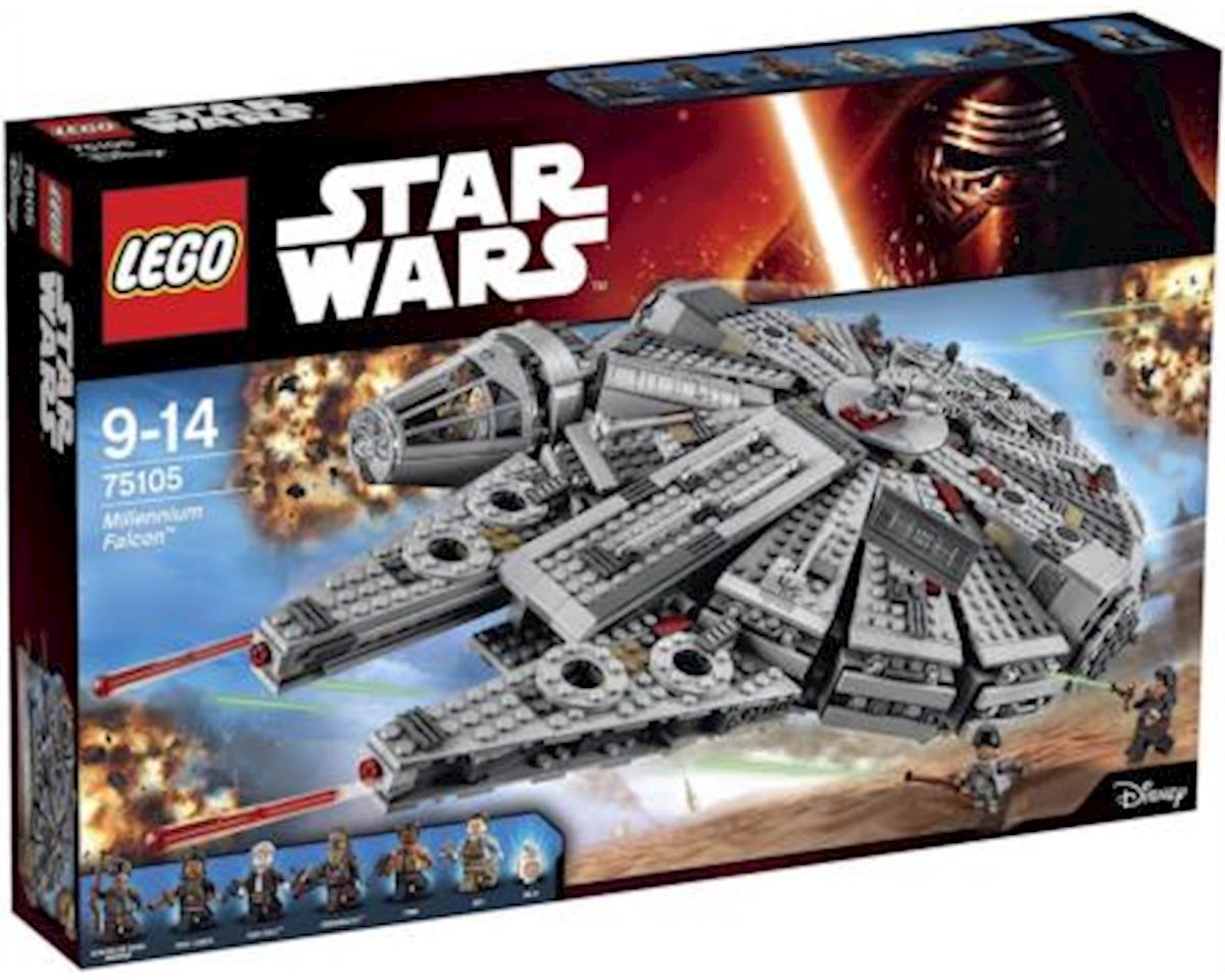 Lego Star Wars Millenium Falcom