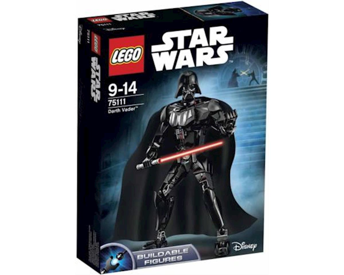 Lego Star Wars Constraction Darth Vader