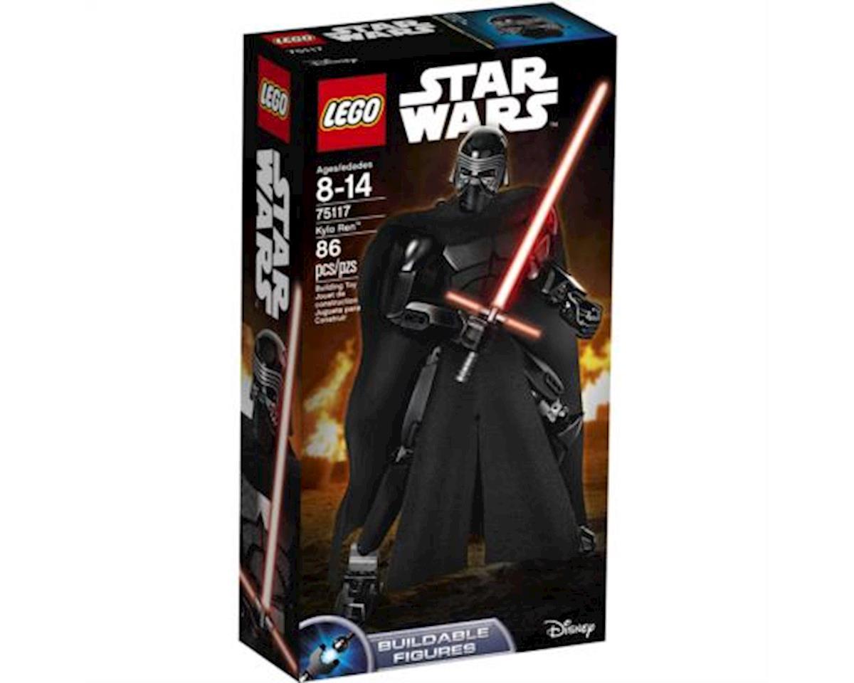 Lego Constraction Star Wars Kylo Ren