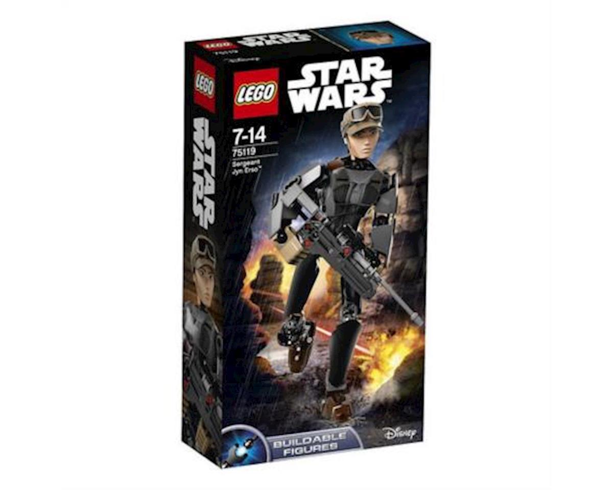 Lego Sw Rogue One Sergeant Jyn Erso