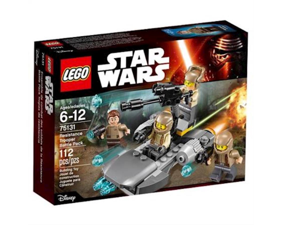 LEGO Star Wars Resistance Trooper Pack
