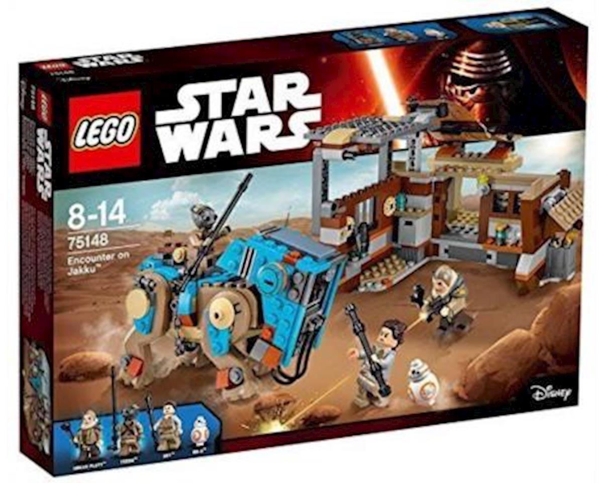 Star Wars Encounter On Jakku by Lego