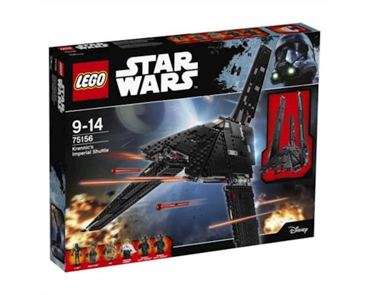 Lego Sw R1 Krennics Imp Shuttle