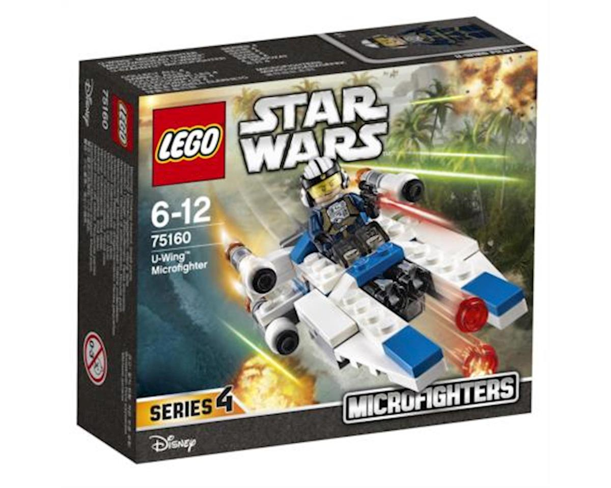 Star Wars U-Wing Microfighter 75160 Building Kit by Lego