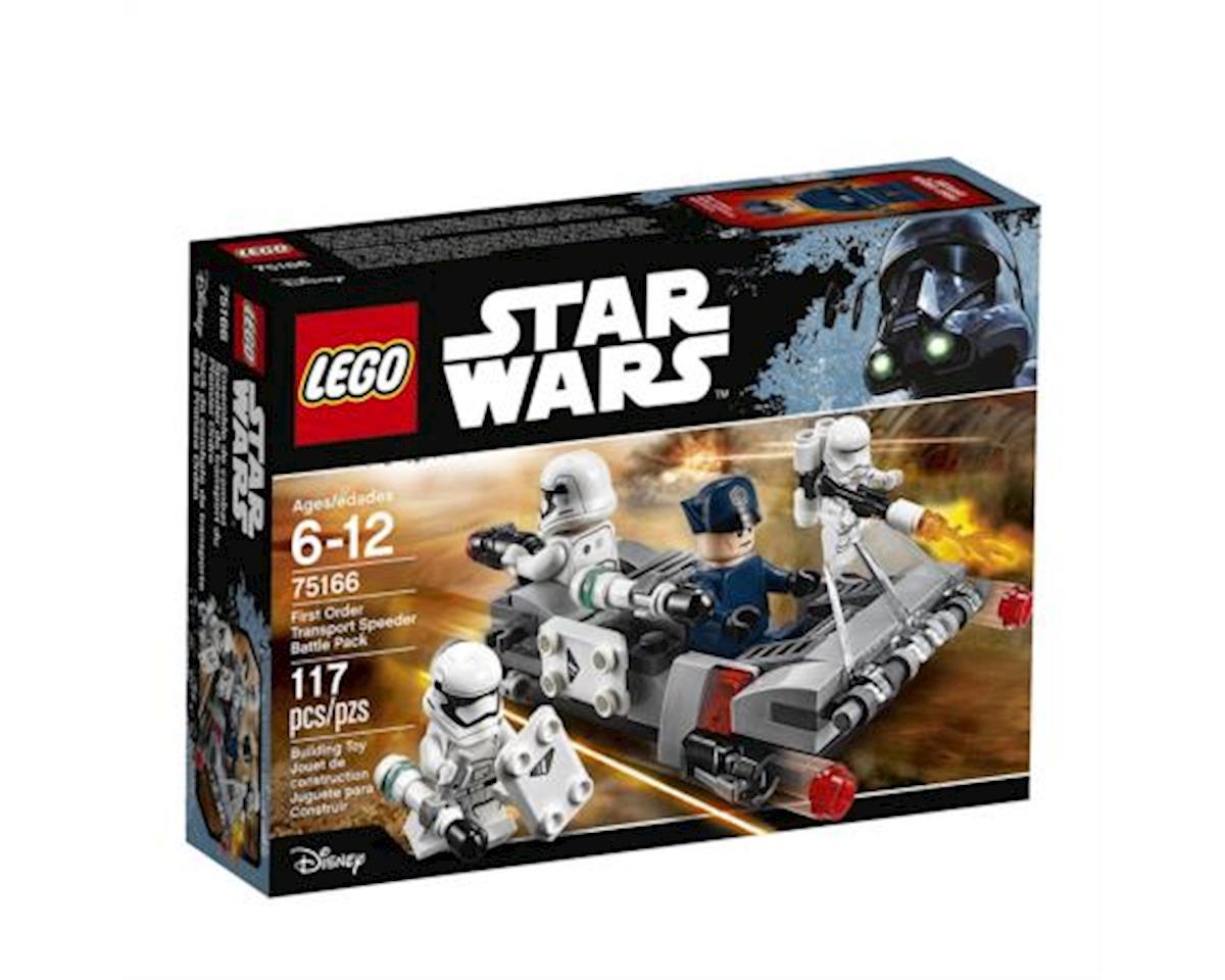 Lego Star Wars First Order Transport Speeder