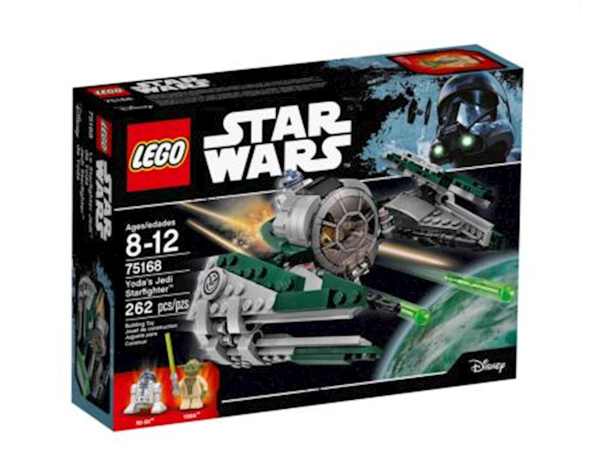 Star Wars Yoda's Jedi Starfighter 75168 Building Kit (262 Pieces)