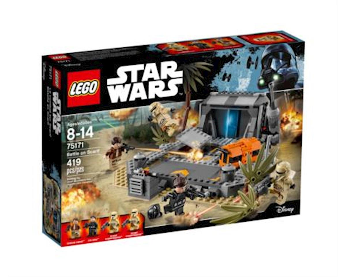 Lego Star Wars Battle On Scarif 75171 Building Kit (419 Pieces)