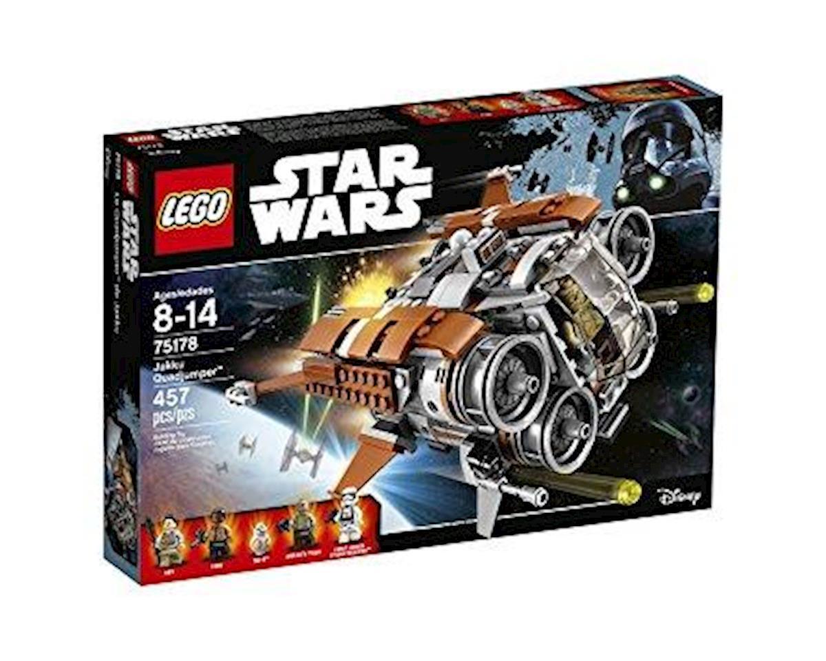 Star Wars Jakku Quadjumper by Lego