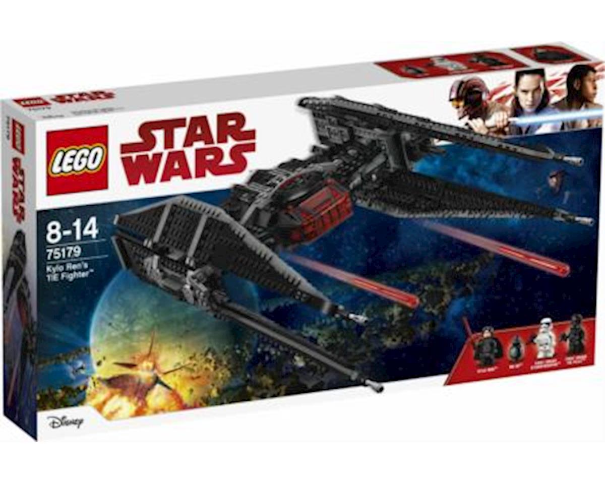 Star Wars Episode VIII Kylo Ren's Tie Fighter 75179 Building Kit (630 Piece)