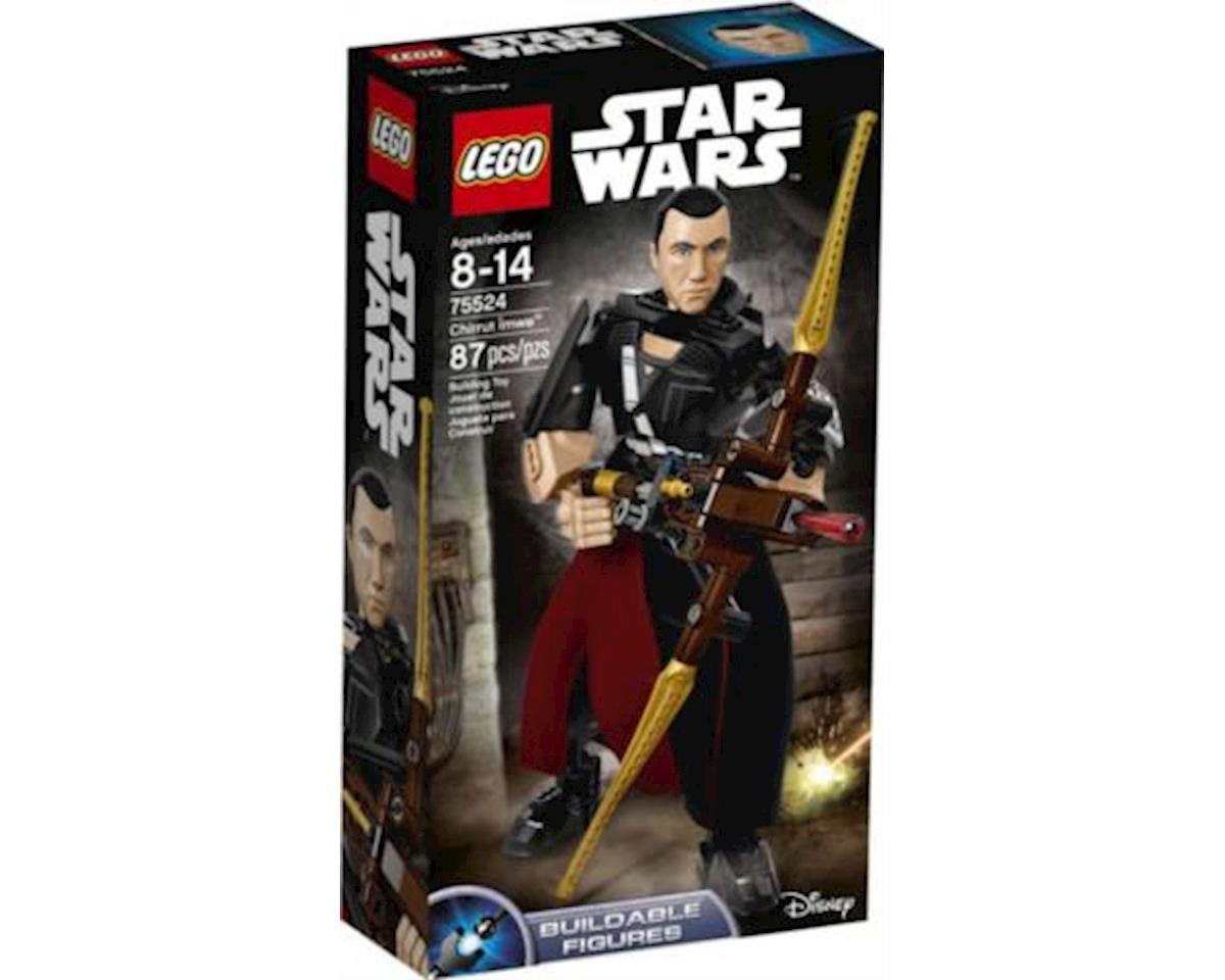 Lego Star Wars Chirrut Imwe 75524 Building Kit (87 Pieces)