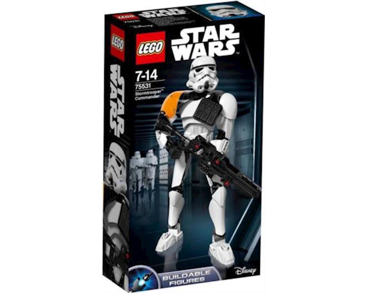 Lego Constraction Stormtrooper Commander