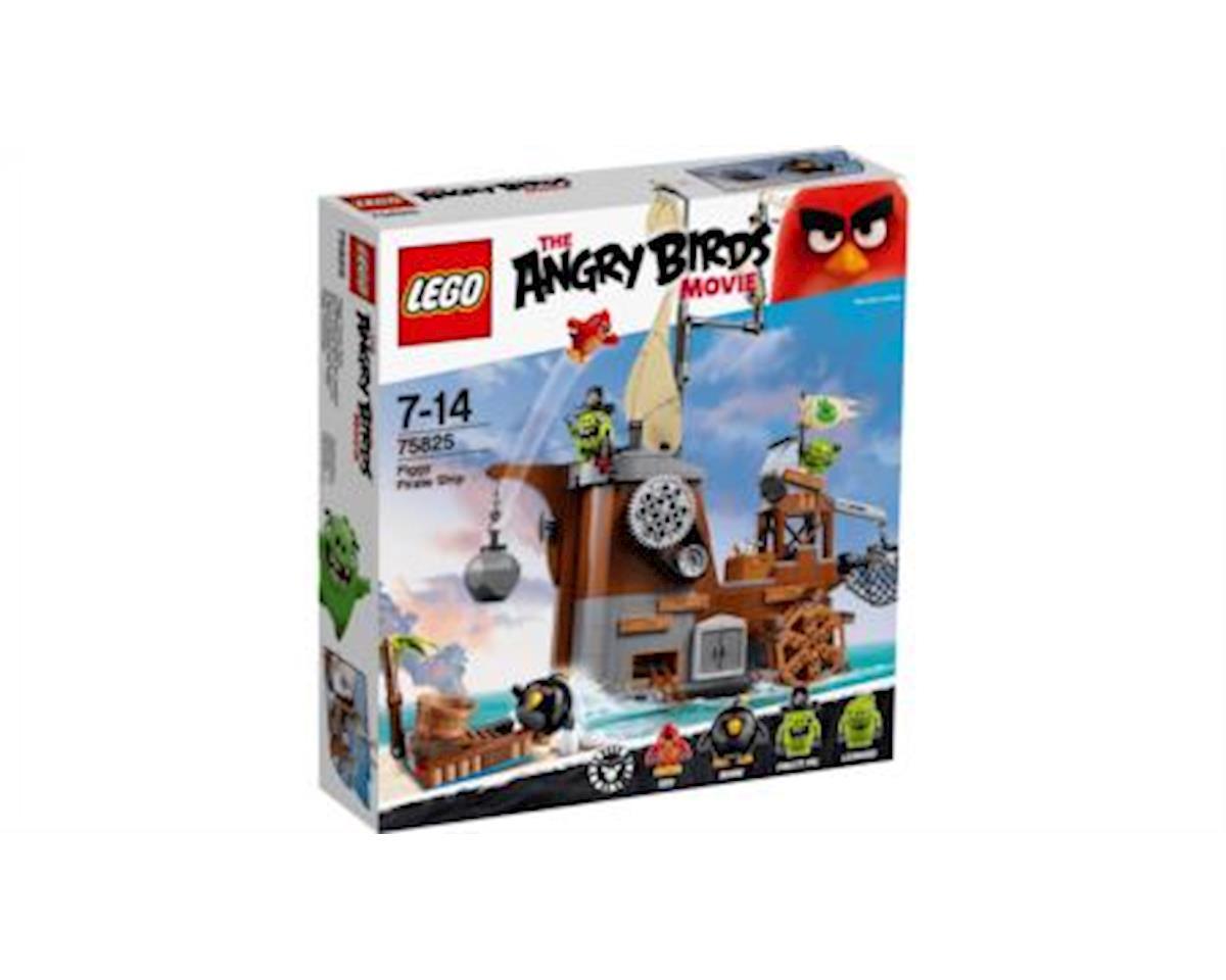 Lego Angry Birds Piggy Pirate Ship