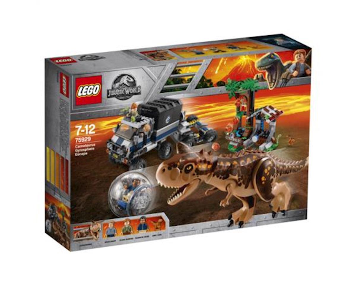 Lego *Bc* Jrs Jw Carnotaurus Gyrosphere