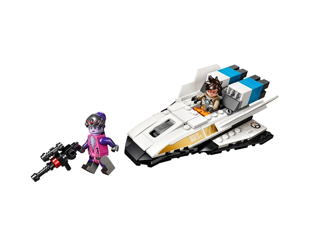 LEGO Overwatch Tracer & Widowmaker
