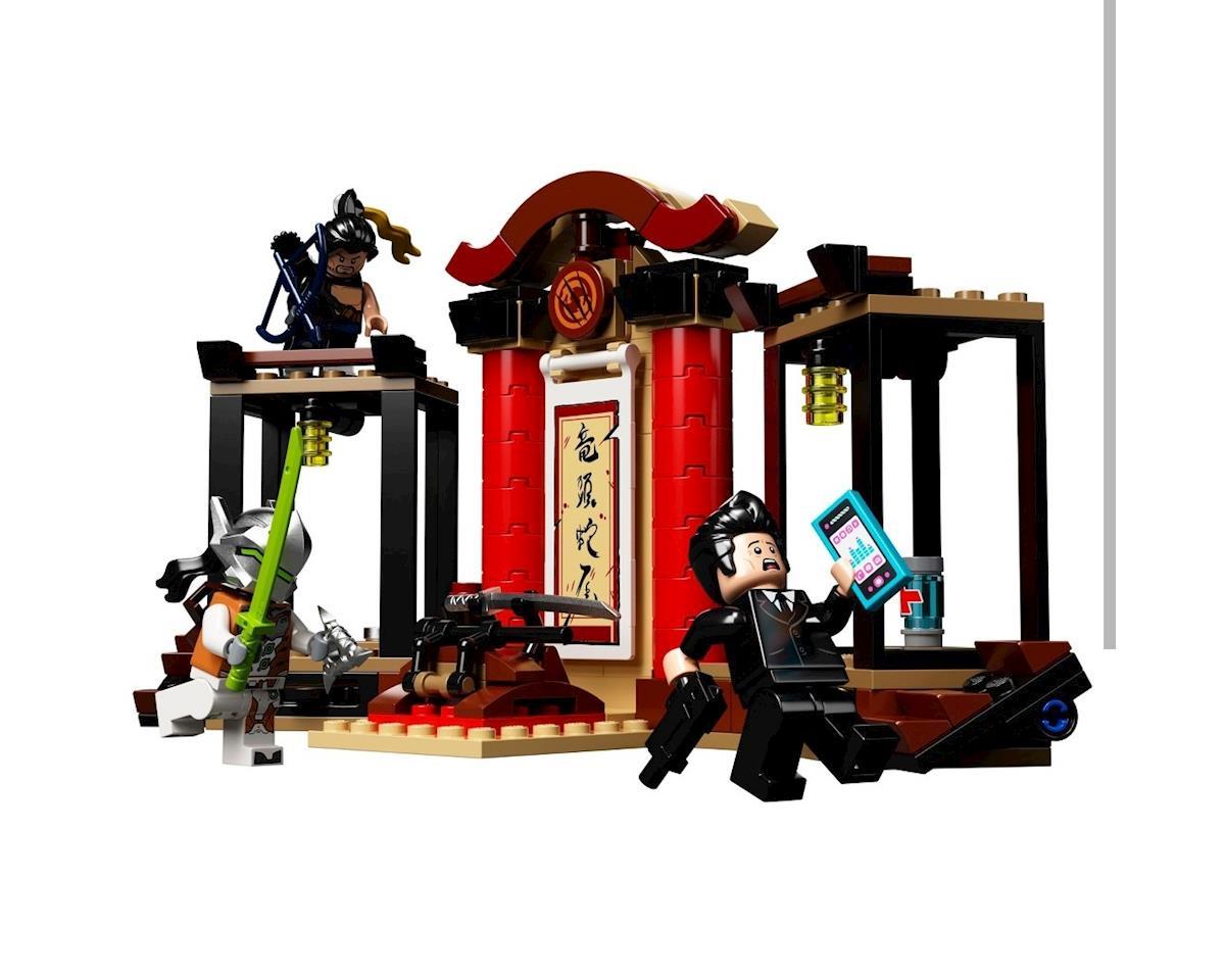 LEGO Overwatch Hanzo & Genji