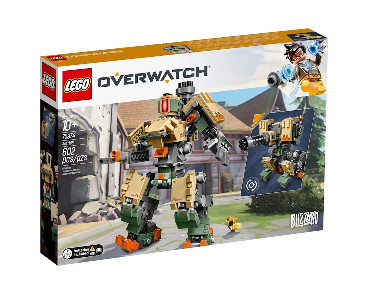Image 2 for LEGO Overwatch Bastion