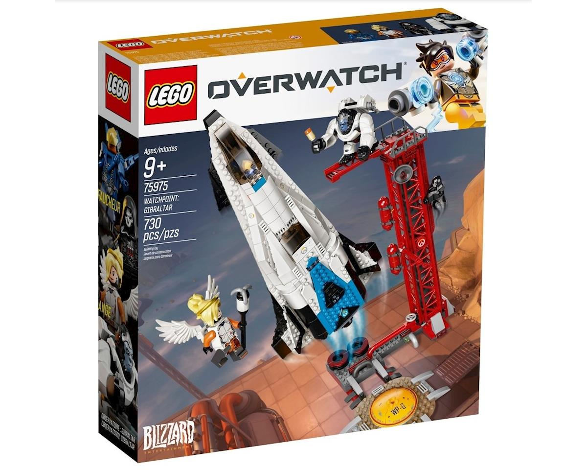 Image 2 for LEGO Overwatch Watchpoint: Gibraltar
