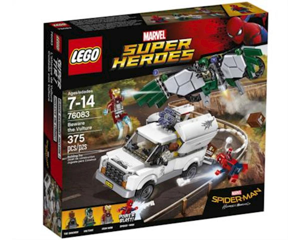 Super Heroes Beware the Vulture 76083 Building Kit