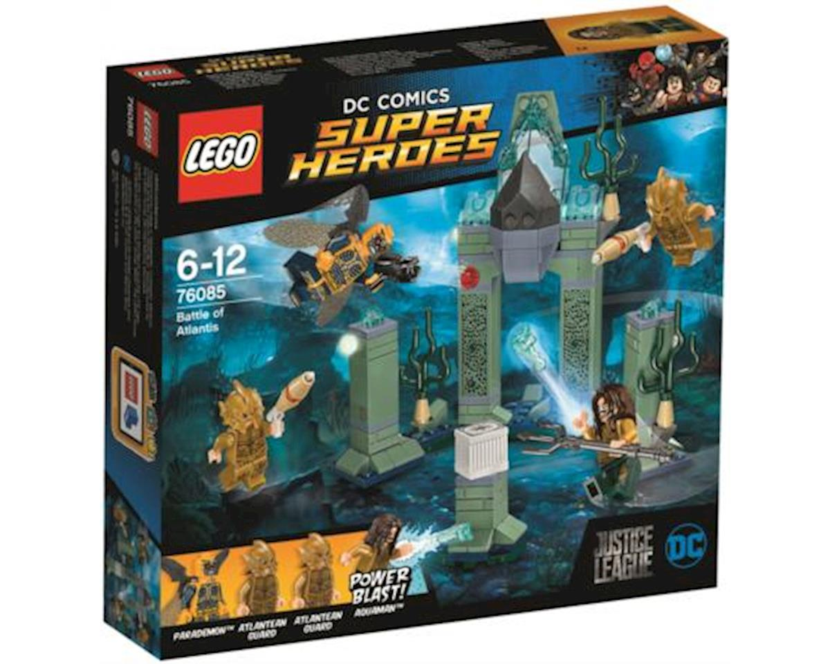 Super Heroes 76085 Battle of Atlantis (197 Piece)