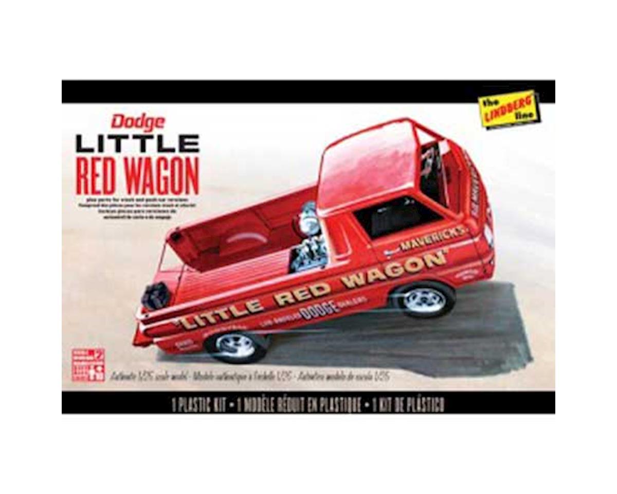 "J Lloyd International 1/25 Dodge ""Little Red Wagon"""