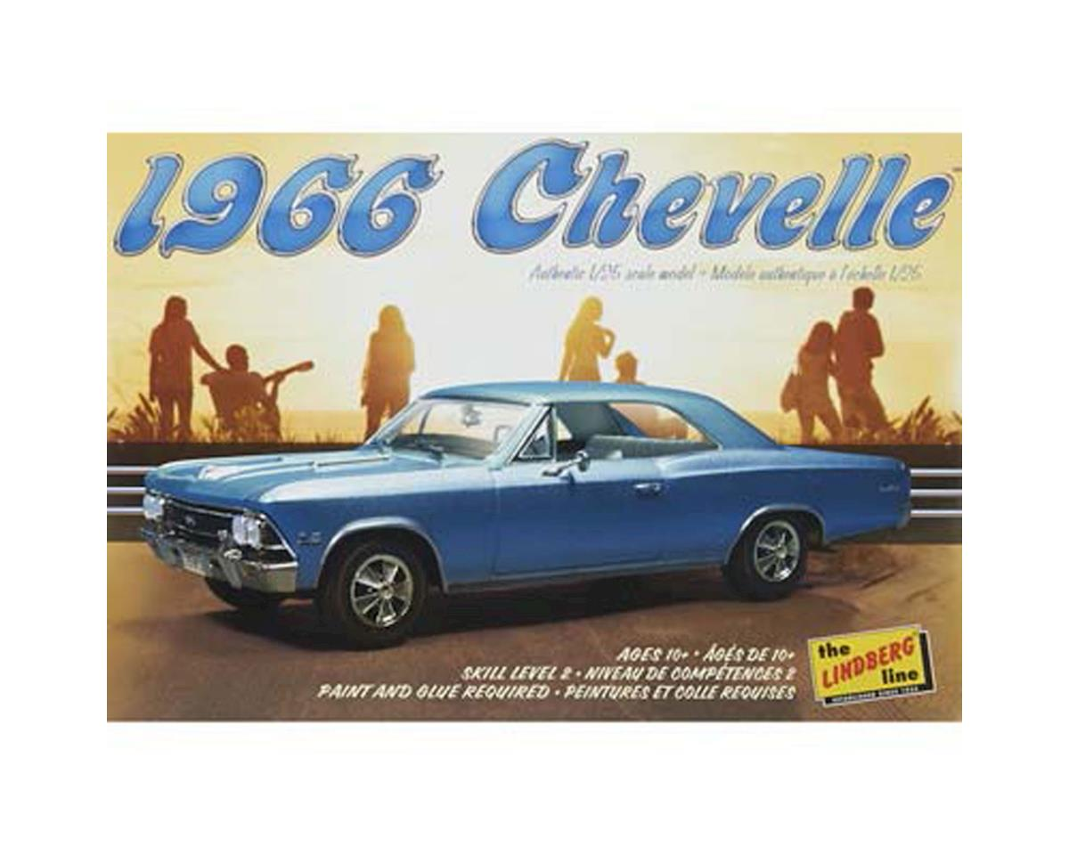 J Lloyd International 1/25 Chevelle