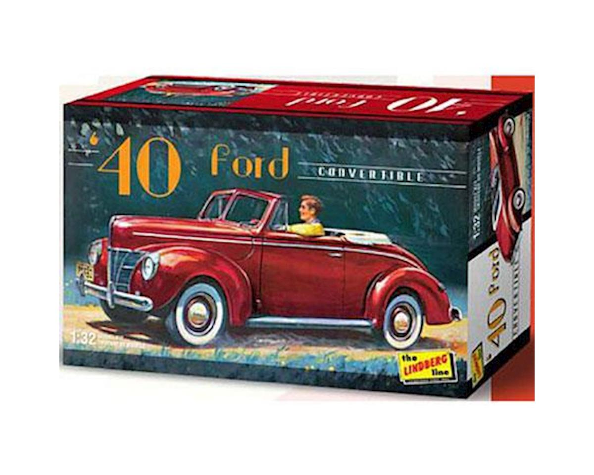 J Lloyd International 1/32 1940 Ford Convertible