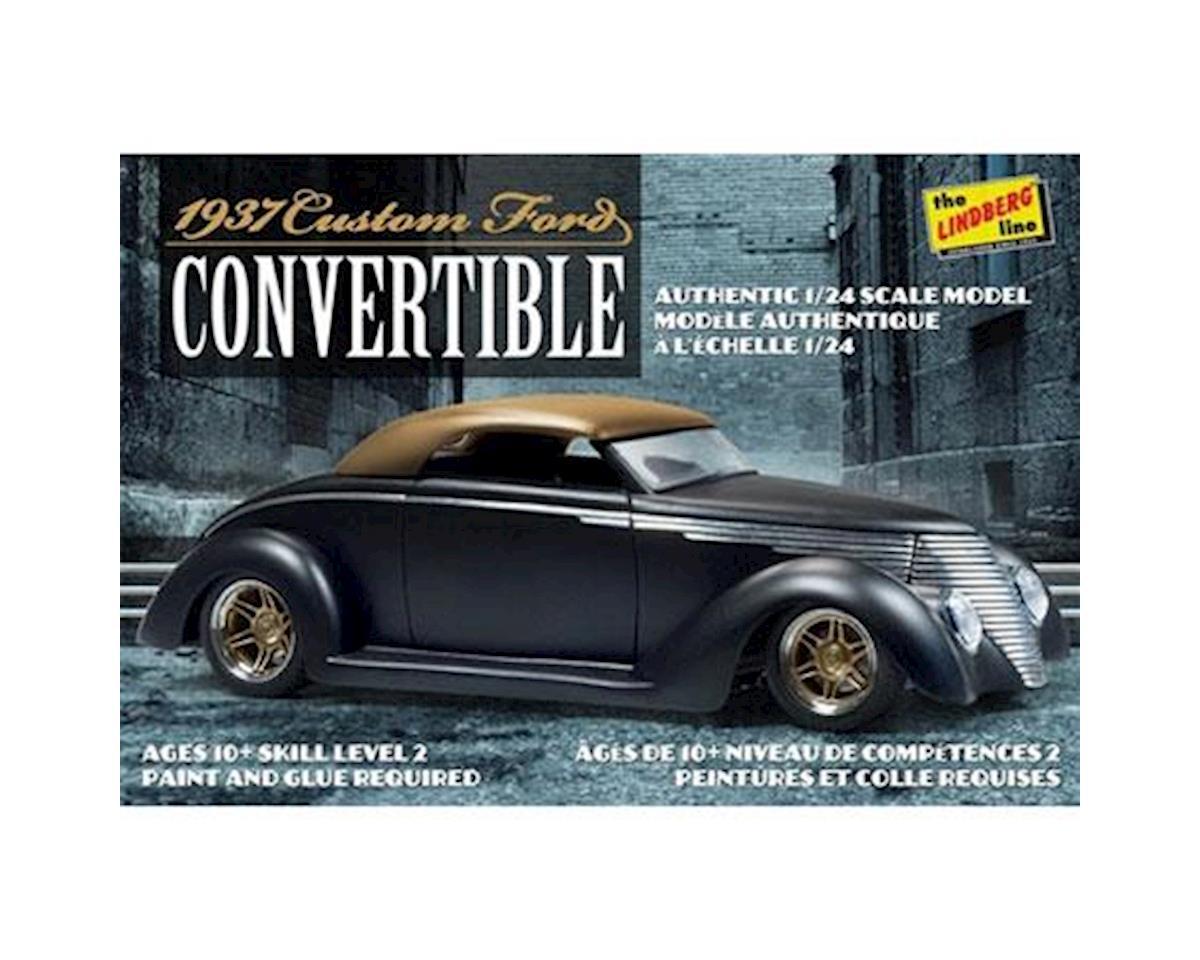 J Lloyd International 1937 Ford Custom Convertible